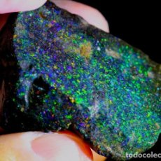 Coleccionismo de minerales: OPALO HONDURAS MUY BRILLANTE. 4,5 CM. Lote 77415321