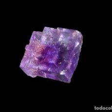 Coleccionismo de minerales: FLUORITA - FLUORITE - BERBES, ASTURIAS, ESPAÑA - SPAIN. Lote 77484717