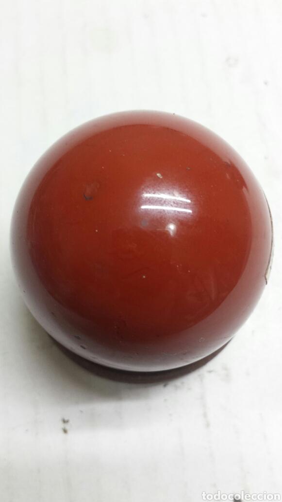 Coleccionismo de minerales: Gema bola pulida Hematite - Foto 2 - 78070882