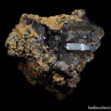 Coleccionismo de minerales: *** PRECIOSOS CRISTALES DE CUARZO AHUMADO. MINA CATÓN, CARTAGENA, MURCIA***. Lote 79569501