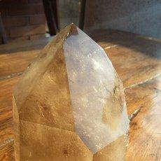 Coleccionismo de minerales: CUARZO AHUMADO. Lote 83818379