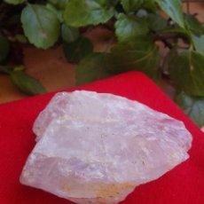 Coleccionismo de minerales: TROZO DE YESO - ALMERIA - PIEZA DE GRAN TAMAÑO. Lote 84929656