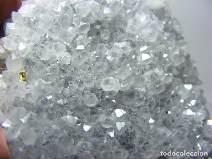 Coleccionismo de minerales: FD MINERALES: ESPECTACULAR FLUORITA CON CUARZO - HUNAN - CHINA - CH 57 - Foto 17 - 86943600