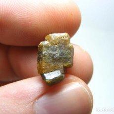 Coleccionismo de minerales: FD MINERALES: CRISTAL DE CORINDÓN - HUNAN - CHINA - CH 27. Lote 86968932