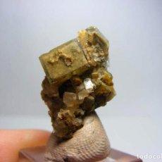 Coleccionismo de minerales: FD MINERALES: FLUORITA PHANTOM - LINWU CO. - CHINA - CH 6. Lote 86969152