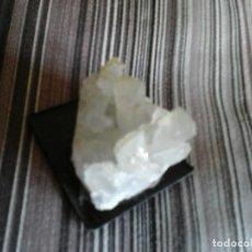 Coleccionismo de minerales: MINERAL COLECCIONISMO CUARZO, 40 GRS.. Lote 93220305