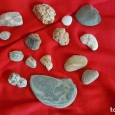 Coleccionismo de minerales: PIEDRAS Y MINERALES. Lote 94731131