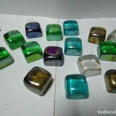 Coleccionismo de minerales: PIEDRAS PARA DECORACION CRISTALINAS. Lote 98899463
