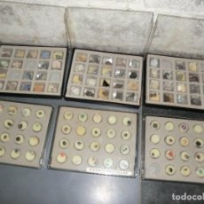 Coleccionismo de minerales: COLECCION DE MINERALES Y PIEDRAS PRECIOSAS. Lote 99320375