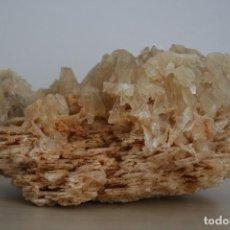 Coleccionismo de minerales: CURIOSA Y PRECIOSA PIEDRA NATURAL MINERAL PARA DECORACION MEDIDAS 16 X 11 X 8 CM PESO 756 GR. Lote 261332520