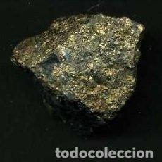 Coleccionismo de minerales: AUTENTICA PEPITA DE ORO Y COBRE MUY BONITA PESA 50 GRAMOS APROXIMADAMENTE - ES BASTANTE GRANDE - Nº1. Lote 102556915