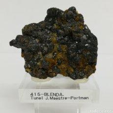 Coleccionismo de minerales: MINERAL - BLENDA. Lote 105464078
