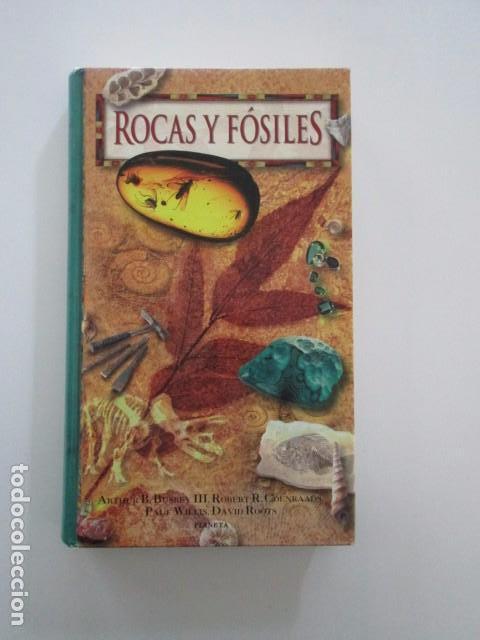 ROCAS Y FÓSILES, (Coleccionismo - Mineralogía - Otros)