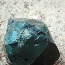 Coleccionismo de minerales: PIEDRA VOLCÁNICA DE ESMERALDA .. Lote 105855647