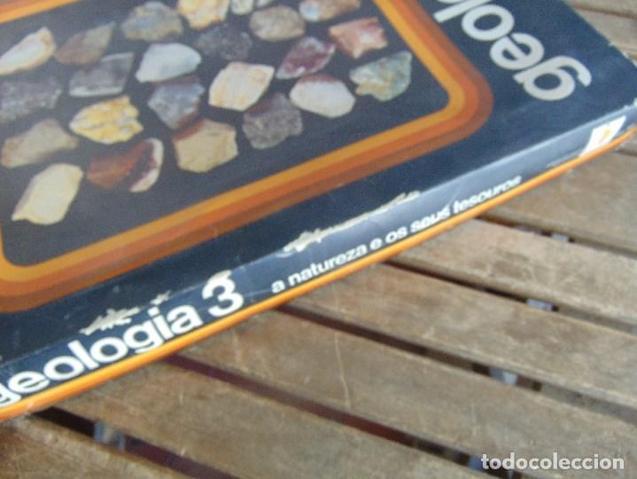 Coleccionismo de minerales: COLECCION DE MINERALES GEOLOGIA 3 LIBRITO EN PORTUGUES JUEGO - Foto 4 - 108701971