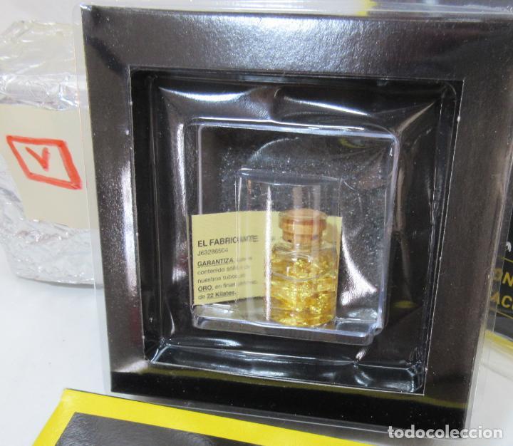 Coleccionismo de minerales: Oro 22 Kilates National Geografic - Foto 2 - 109453667
