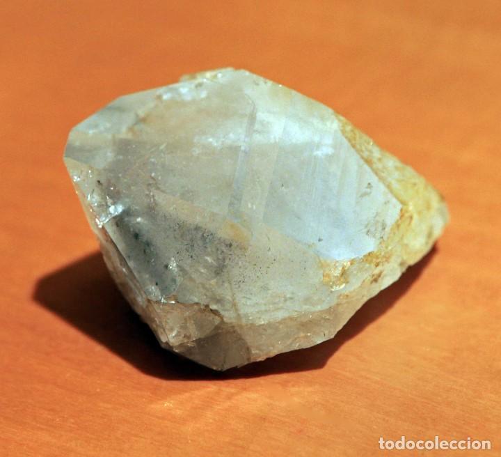 Coleccionismo de minerales: 3 cuarzos de mediano tamaño. Excelente calidad - Foto 6 - 111518923