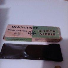 Coleccionismo de minerales: DIAMANTE CORTA VIDRIO. Lote 113039619
