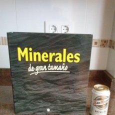 Collezionismo di minerali: TAPAS-ARCHIVADOR-CLASIFICADOR COLECCION MINERALES DE GRAN TAMAÑO RBA. Lote 113277563