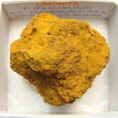 Coleccionismo de minerales: LIMOLITA. Lote 115131187