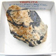 Coleccionismo de minerales: TRIPLITA. Lote 115131887