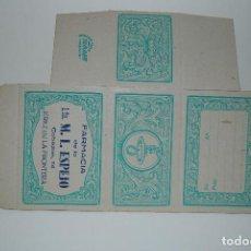 Coleccionismo de minerales: CAJITA DE FARMACIA , JEREZ DE LA FRONTERA .. Lote 115159335