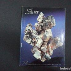 Coleccionismo de minerales: 6 REVISTAS MINERALOGICAL RECORD -1986 - ANO COMPLETO. Lote 118022443