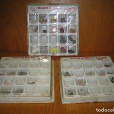 Coleccionismo de minerales: COLECCION DE MINERALES LA CASERA. Lote 119098607