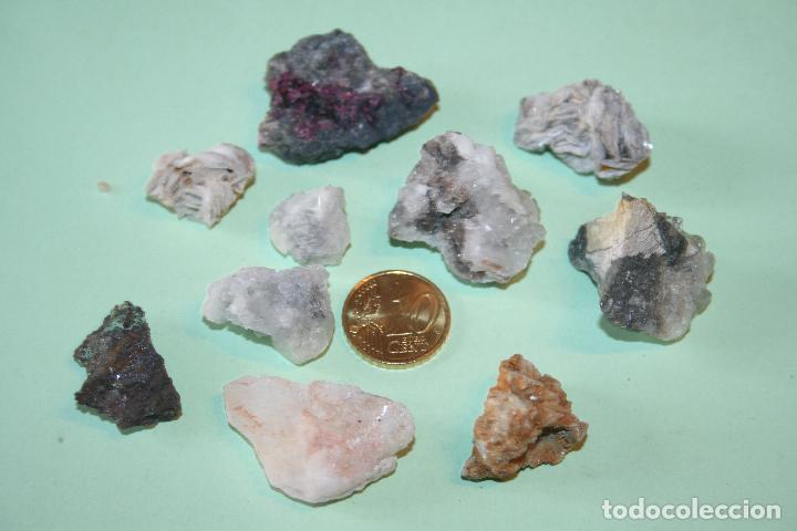 Coleccionismo de minerales: LOTE nº 63 --) PIEDRAS MINERALES NATURALES MASIVAS (A CATALOGAR) - Foto 2 - 121529375