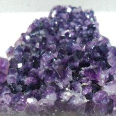 Coleccionismo de minerales: AMATISTA CUARZO MORADO.. Lote 122953611