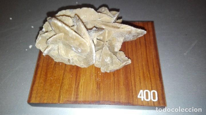 ROSA DEL DESIERTO (Coleccionismo - Mineralogía - Otros)