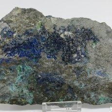 Coleccionismo de minerales: AZURITA - MINERAL. Lote 128034391