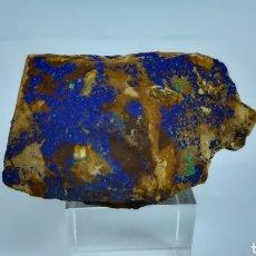 Coleccionismo de minerales: AZURITA - MINERAL. Lote 128167007