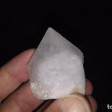 Coleccionismo de minerales: CUARZO LECHOSO CARBAJOSA ZAMORA. Lote 128169167