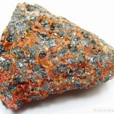 Coleccionismo de minerales: ZINCITA-FRANKLINITA. Lote 191110538