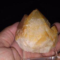 Coleccionismo de minerales: CUARZO CARBAJOSA ( ZAMORA ). Lote 128972563
