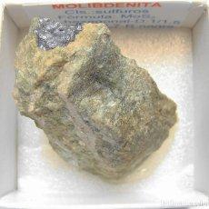 Coleccionismo de minerales: MOLIBDENITA. Lote 129106131