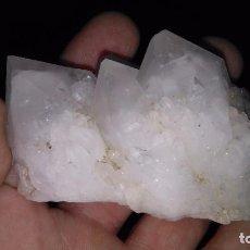 Coleccionismo de minerales: CUARZO CARABAJOSA ( ZAMORA ). Lote 130103567