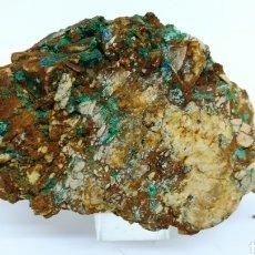 Coleccionismo de minerales: AZURITA+MALAQUITA - MINERAL. Lote 131967929