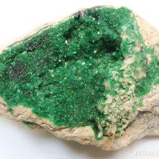 Coleccionismo de minerales: TORBERNITA. Lote 133764734