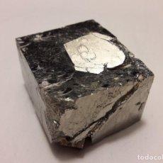 Coleccionismo de minerales: MAGNIFICA PIEZA DE COLECCIÓN MACLA DE PIRITA PIEZA ÚNICA 4.5CM 180GR. Lote 138111002