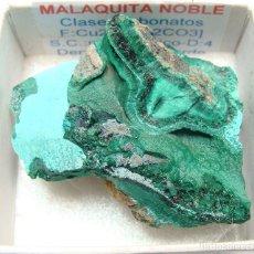 Coleccionismo de minerales: MALAQUITA. Lote 138622058