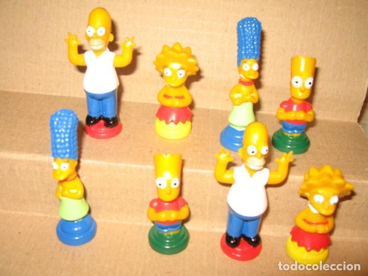 Coleccionismo de minerales: Familia de los Simpsons - Foto 3 - 138709098