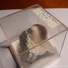 Coleccionismo de minerales: MINERALES, OKENITA DE LA INDIA. Lote 138769902