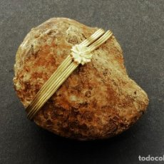 Coleccionismo de minerales: CAJA GEODA DE AMATISTA - BELLÍSIMA GEODA CONVERTIDA EN CAJA - EL ARTE EN LA HISTORIA NATURAL. Lote 139088722