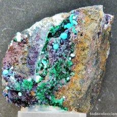 Coleccionismo de minerales: MALAQUITA. Lote 141698034