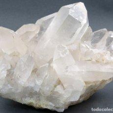 Coleccionismo de minerales: GEODA PIEDRA CUARZO BLANCO SIGLO XX. Lote 142661726