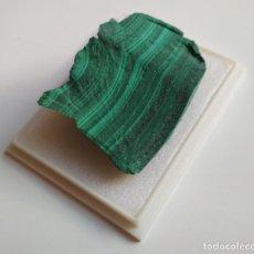 Coleccionismo de minerales: VENDO MINERAL MALAQUITA NATURAL, SIN PULIR. Lote 142969098