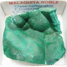 Coleccionismo de minerales: MALAQUITA. Lote 144148970