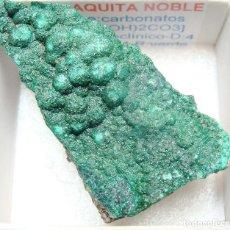 Coleccionismo de minerales: MALAQUITA. Lote 144149074